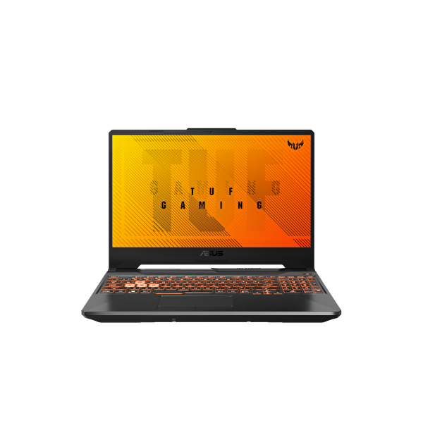"Asus TUF Gaming A15 FA506IU-BQ078T AMD R7-4800H 8GB Ram 512GB PCIE SSD 6GB GTX1660Ti 15.6"" FHD 60Hz Win10 Notebook"