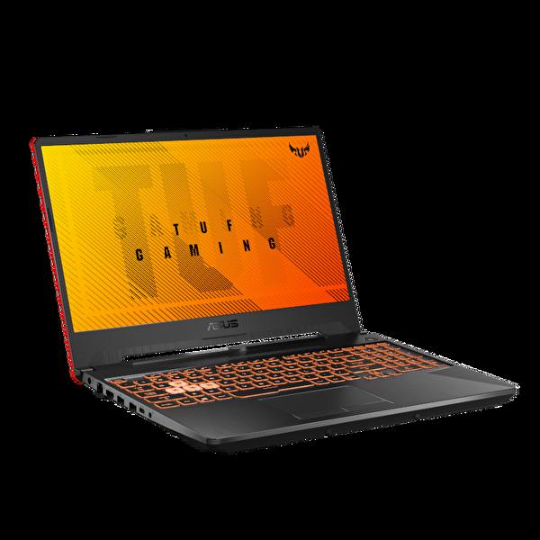 "Asus TUF Gaming A15 FA506II-BQ018T AMD R5-4600H 8GB Ram 256GB PCIE SSD 4GB GTX1650Ti 15.6"" FHD 60Hz Win10 Notebook"