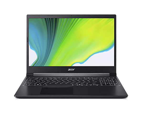 ACER A715-75G Intel Core I7-9750H 16GB  512 SSD GTX1650 - 4GB W10 15.6 '' FHD ( OUTLET )