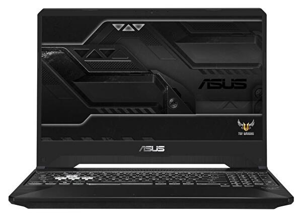 ASUS TUF Gaming FX505GT-BQ008T i5-9300H 8GB 256GB SSD 15.6 ''FHD GTX1650-4GB Win10 Siyah Gaming Laptop ( OUTLET )