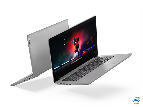 "Lenovo IdeaPad 3 81WD006JTX Intel Core i5-1035G1 8 GB 256 GB SSD Integrated Intel UHD Graphics 14"" FHD W10 Platin Gri Notebook"