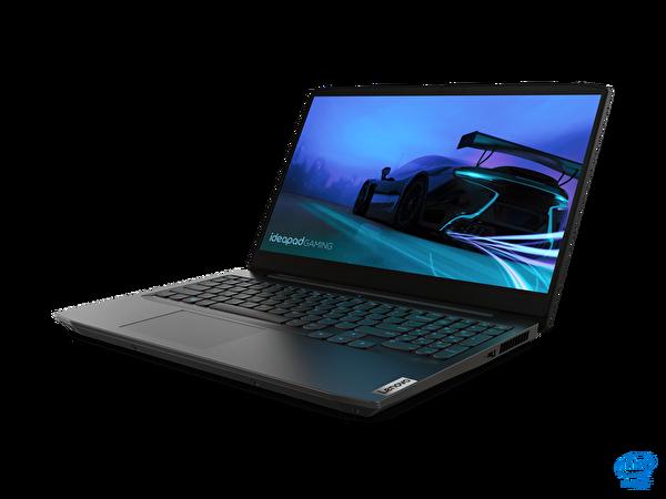 "LENOVO IdeaPad Gaming 3 81Y400D0TX Intel Core i7-10750H 16 GB 256 GB SSD + 1 TB HDD NVIDIA GeForce GTX 1650 Ti 4 GB GDDR6 15.6"" FHD W10 Oniks Black Notebook ( OUTLET )"