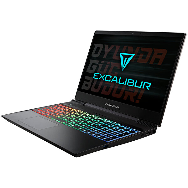 Casper Excalibur G770 Intel 10.Nesil i5-10300H 32 GB RAM 500 GB NVME SSD 4GB GTX1650 15.6'' Siyah Win 10 Home Gaming Notebook