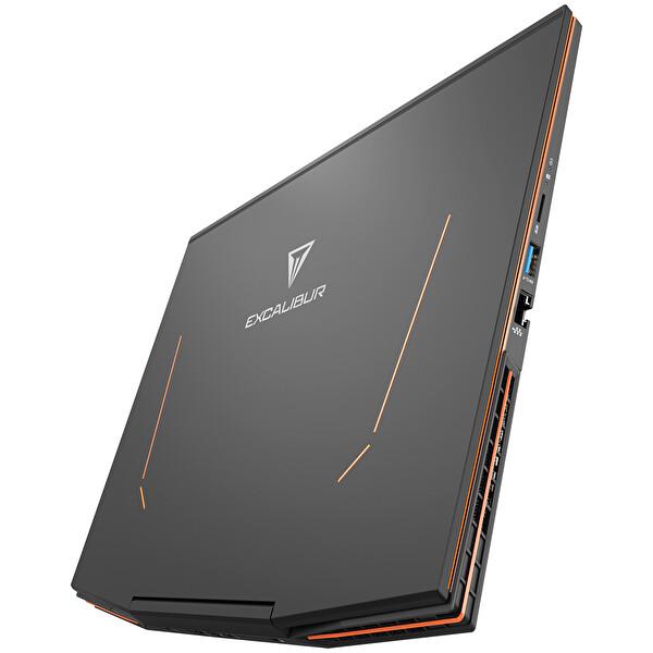 Casper Excalibur G900 Intel 10.Nesil i7-1075H 32 GB RAM 500 GB NVME SSD 6GB GTX1660Tİ 15.6'' Siyah Win 10 Home Gaming Notebook
