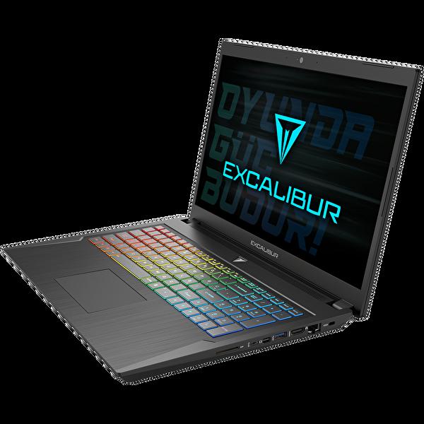 "Casper Excalibur G780.1075-B560F Intel 10.Nesil i7-1075 16GB RAM 1TB HDD 240 GB SSD RTX 2060 6GB 17'"" Siyah Notebook"