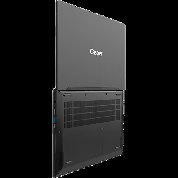 "Casper Nirvana X400 Intel Core i51035G1 8 GB RAM 240 M.2 SSD Intel IRIS 14"" Win 10 Pro Notebook Siyah"