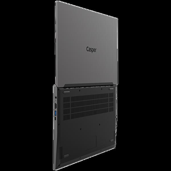 Casper Nirvana X500 Intel Core i7-1065G7 12 GB RAM 240 GB SSD Intel IRIS 15.6'' Win 10 Pro Gri Notebook