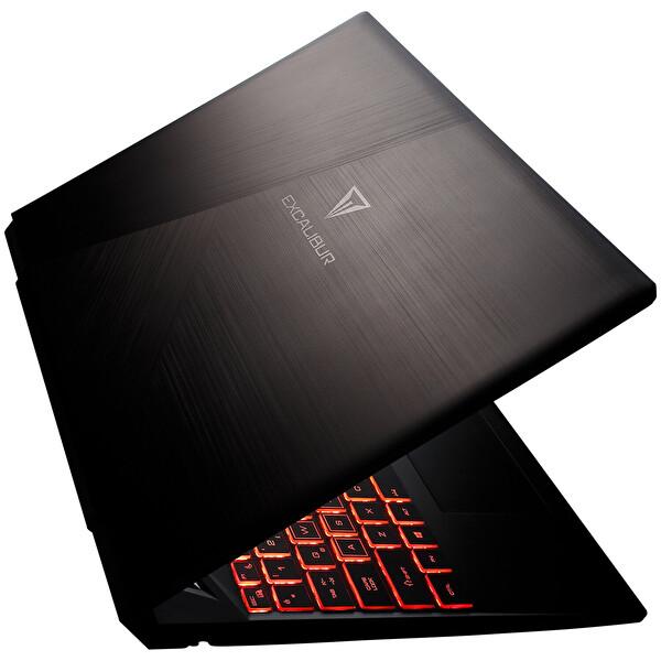 "Casper Excalibur G770 Intel 10.Nesil i5-10300H 32GB RAM 960GB SSD GTX1650Tİ 4GB 15.6"" W10 Home Gaming Notebook Siyah"