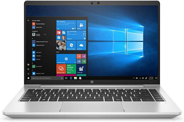 "HP G8 2v0n0es İ5-1135g7 8gb Ram 256gb Ssd 14"" Fhd W10 Notebook"
