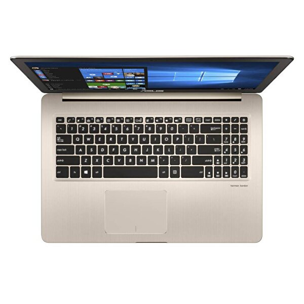 "Asus N580VD-DM425T Intel® i7-7700HQ 2.8 Ghz 8GB DDR4 1TB +128GB SSD Nvidia Geforce Gtx 1050 15.6"" Notebook"