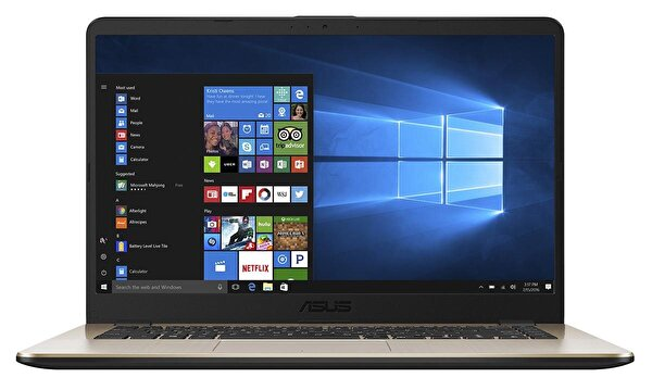 "ASUS X505BP-BR046T AMD A9-9420/4 GB DDR4/1 TB/2 GB AMD Radeon R5 M420/15.6""/W10 NOTEBOOK ( OUTLET )"