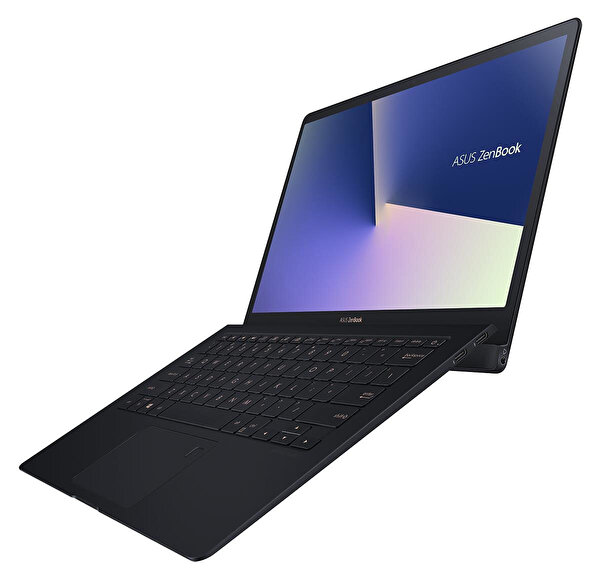 "Asus UX391UA-ET012T Intel® i7-8550U 16GB 512GB SSD Intel UHD Graphics 620 13.3"" Siyah Notebook"