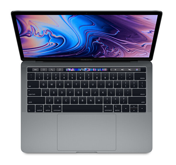 "Apple MacBook Pro MR9R2TU/A Intel Core i5 2.3GHz 8GB 512GB 13"" Touch Bar Space Grey Notebook"