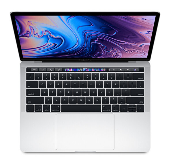 APPLE MR9U2TU/A 13-inch MacBook Pro with Touch Bar: 2.3GHz quad-core 8th-generation Intel Core i5 processor, 256GB - Silver ( OUTLET )