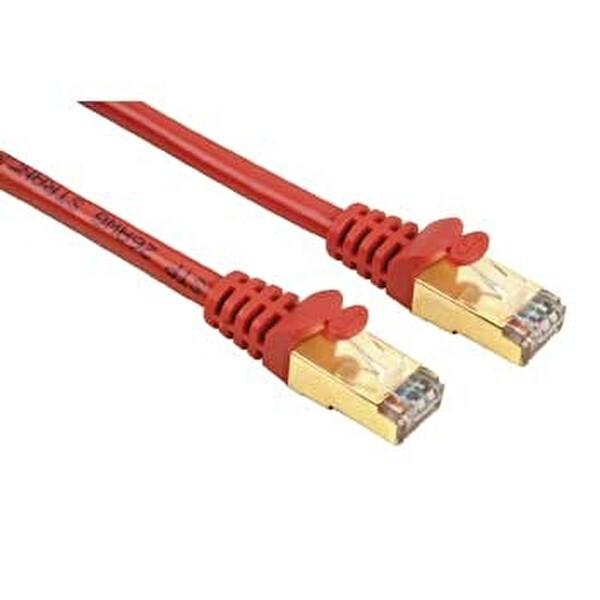 Hama 46711 Cat5E 1,5 M Red Ağ Kablosu