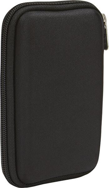 """Case Logic QHDc101K 2.5"""" Sert Yüzeyli Siyah Hard Disk Kılıfı"""