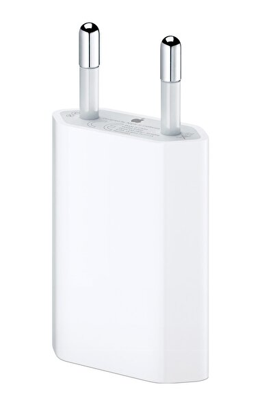 APPLE 5W USB POWER ADAPTER MD813ZM/A ( OUTLET )