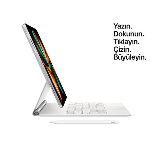 """Apple iPad Pro 11"""" 128GB Wifi Uzay Grisi Tablet MHQR3TU/A"""