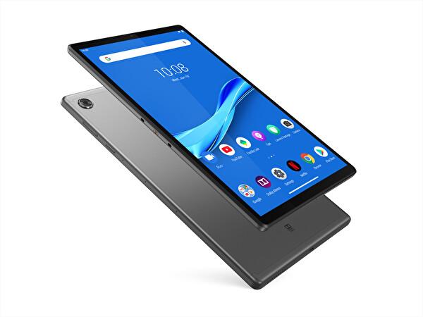 "Lenovo Tab M10 FHD Plus MTK Helio P22T 2.3Ghz 4GB 128GB 10.3"" FHD And.Pie ZA5T0312TR Tablet Platin Gri Tablet"