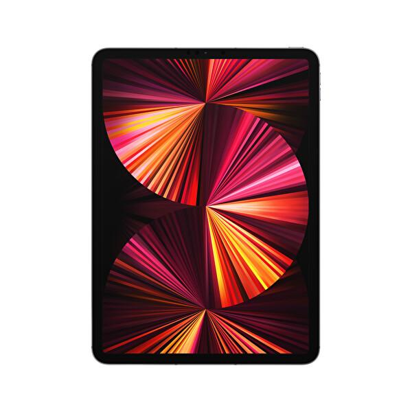 """Apple iPad Pro MHW93TU/A Wi-Fi + Cellular 512GB 11"""" Uzay Grisi Tablet"""