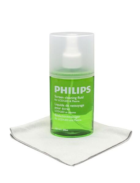 Philips Svc1116G 200Ml Solüsyon/Micro Fıber Bez/Temizlik Kit İ
