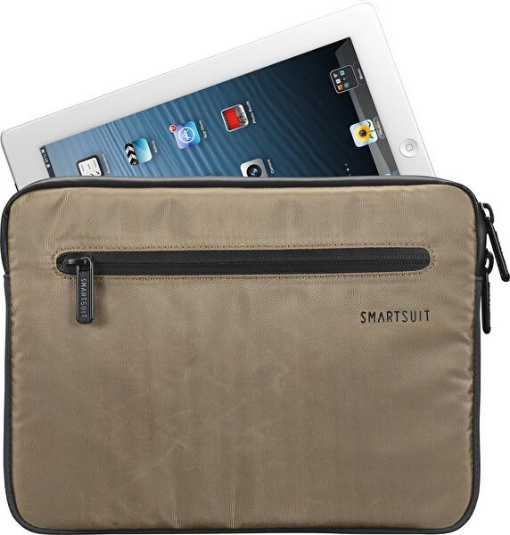"""Smartsuıt 18893 10"""" Haki Renk Premium Tablet Kılıfı"""