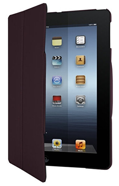 Targus THD03902Eu Flıpvıew iPad Air Mor Kılıf