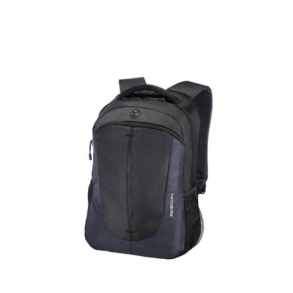 """Samsonite 66V-09-003 15.4"""" Siyah-Koyu Gri Freeguider Notebook Sırt Çantası"""