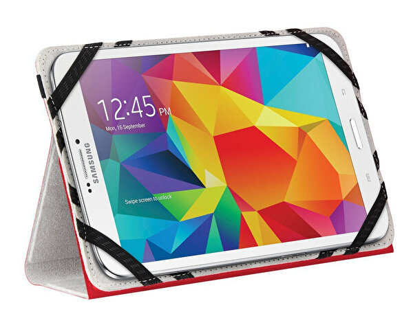 Targus THD45503 Unıversal7-8 Inch Tablet Folıo Kılıf-Kırmızı