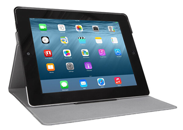 Targus THZ536 Clickin Rotating iPad Air 2 Kılıf Siyah