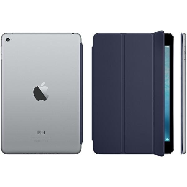 Apple MKLX2ZM/A iPad Mini 4 Smart Cover - Gece Mavisi