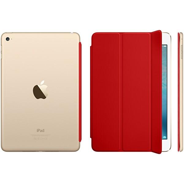 Apple MKLY2ZM/A iPad Mini 4 Smart Cover - Kırmızı