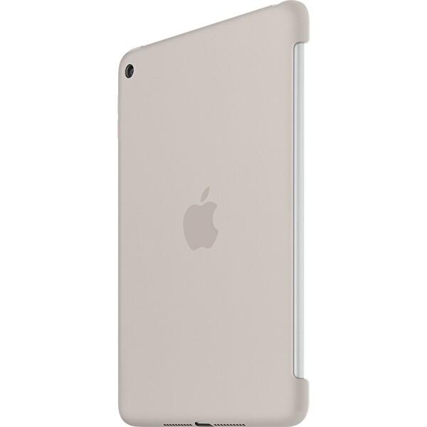 Apple MKLP2ZM/A iPad Mini 4 Silikon Kılıf - Taş Rengi