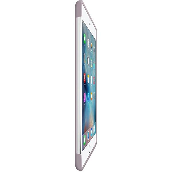 Apple MLD62ZM/A iPad Mini 4 Silikon Kılıf - Lavanta
