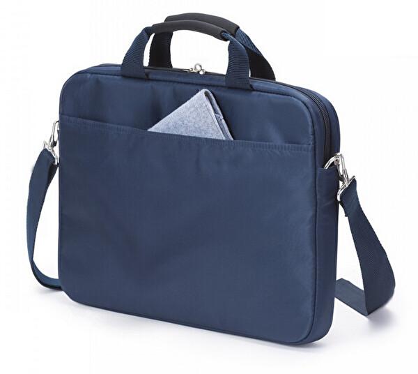 "Dıcota Slım Case Base 12-13.3"" Blue/Orange Notebook Cantası"