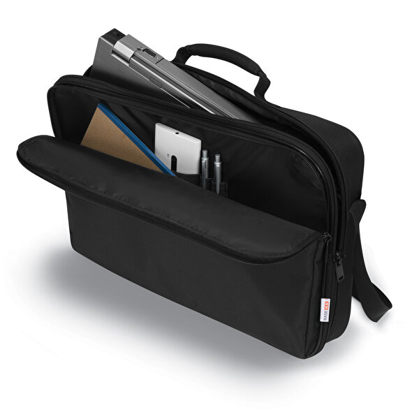 "Dicato Clamshell 15.6"" Siyah Base Xx Notebook Çantası"