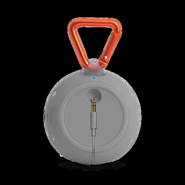 Jbl Clip 2 Ipx7 Su Geçirmez Bluetooth Hoparlör (Gri)