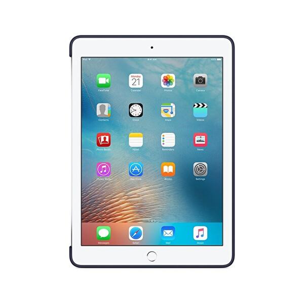 "Apple 9.7 "" iPad Pro Silikon Kılıf - Gece Mavisi - (MM212ZM/A)"