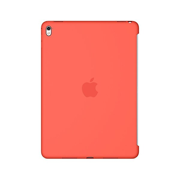 "Apple 9.7 "" iPad Pro Silikon Kılıf - Kayısı Rengi - (MM262ZM/A)"