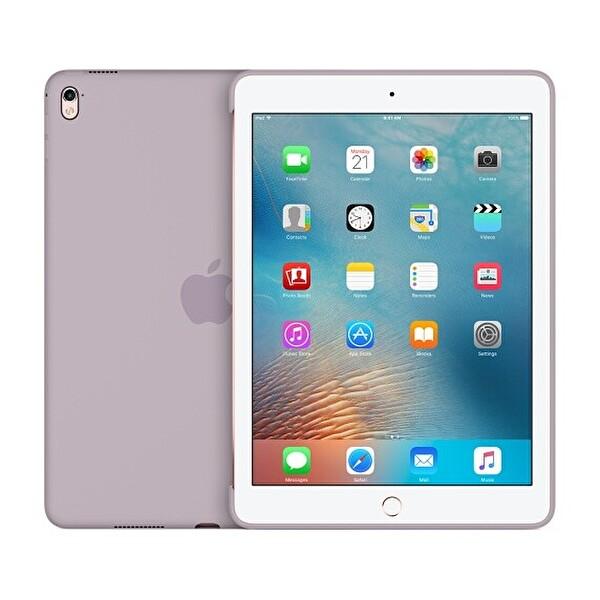 """Apple 9.7 """" iPad Pro Silikon Kılıf - Lavanta Rengi - (MM272ZM/A)"""