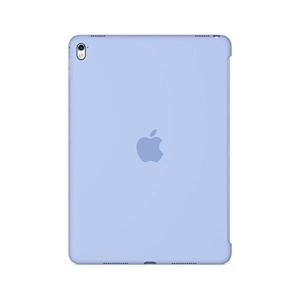 "Apple 9.7 "" iPad Pro Silikon Kılıf - Leylak Rengi - (MMG52ZM/A)"