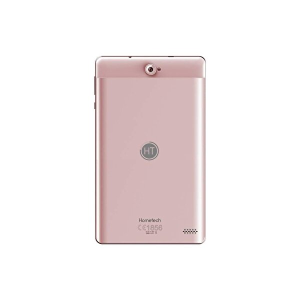 "Hometech Ht 8Mt 16GB 8"" Rose Gold Wifi + 3G Tablet"