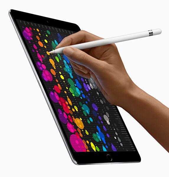 Apple iPad Pro MPDY2TU/A 256 GB 10.5' WiFi Tablet (Uzay Grisi)