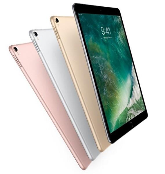 Apple iPad Pro MQF02TU/A 64GB 10.5' WiFi + Cellular Tablet (Gümüş)