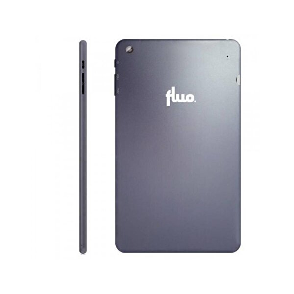 "Fluo Techno 32GB 8"" Siyah Tablet"