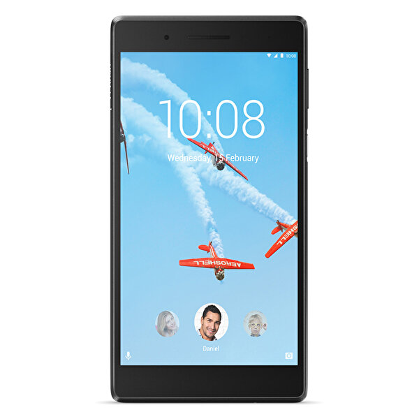 "LENOVO TAB 7 ESSENTİAL BLACK  7"" 1GB/8GB/WIFI TABLET ( OUTLET )"