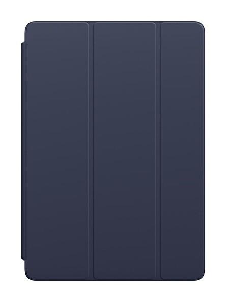 """Apple Smart Cover MQ092ZM/A iPad 7. Ve 8. Nesil, iPad Air 3. Nesil, 10.5"""" iPad Pro Tablet Kılıfı Gece Mavisi"""