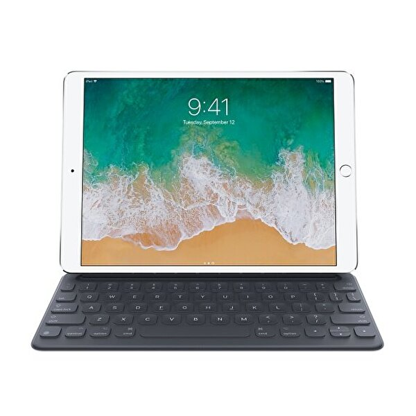 "Apple MPTL2TQ/A iPad Pro 10.5"" Türkçe Akıllı Klavye Q"