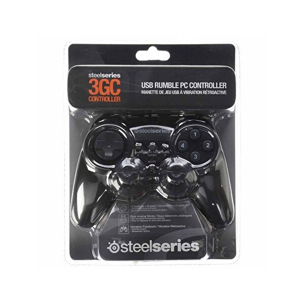 Steelseries 3GC Kablolu Gamepad