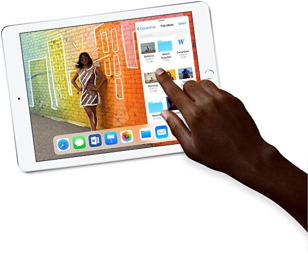 Apple MR732TU/A iPad Wi-Fi + Cellular 128GB - Silver